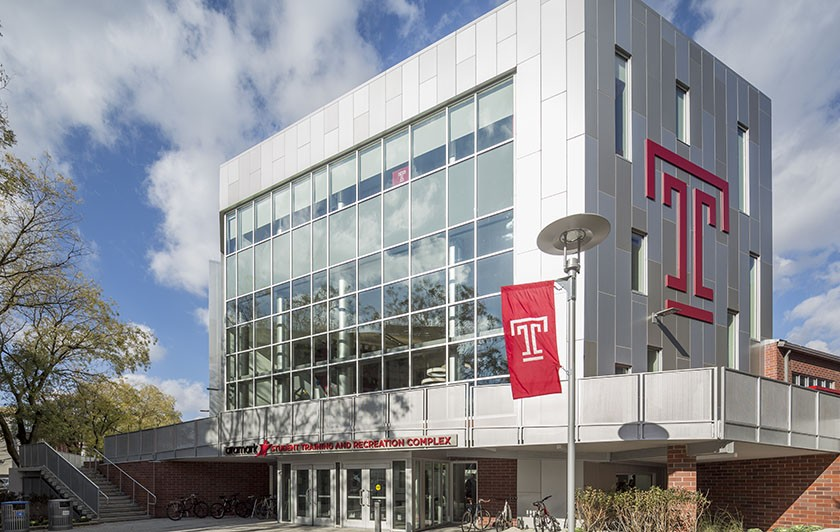 Temple University Aramark STAR Complex | E.P. Guidi, Inc.